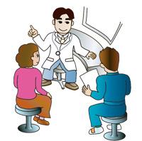 医師への照会